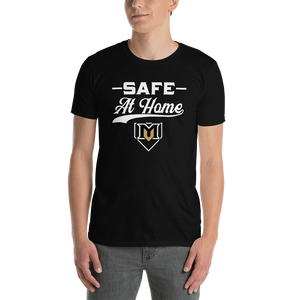Safe At Home Bears Short-Sleeve Unisex T-Shirt