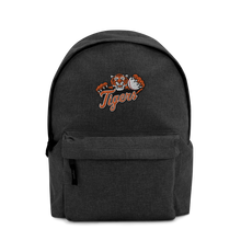 Load image into Gallery viewer, Tigers Embroidered Backpack