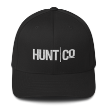 Load image into Gallery viewer, HuntCo Structured Twill Cap