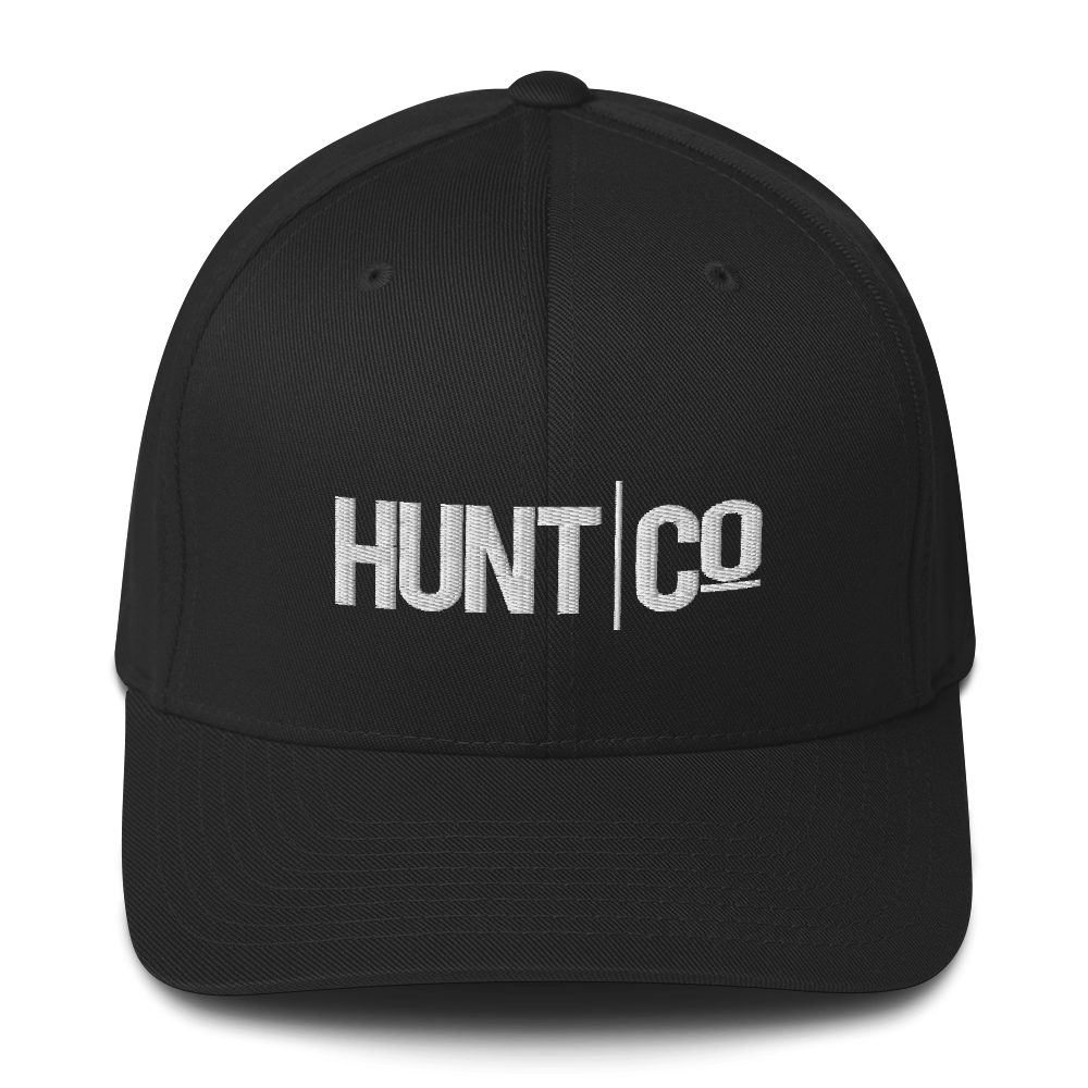 HuntCo Structured Twill Cap