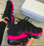 Color Blocked Air Cushion Fashion Sneakers