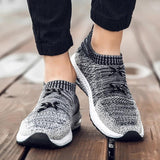 Woven Air Cushion Casual Running Sneakers【size 5-11】