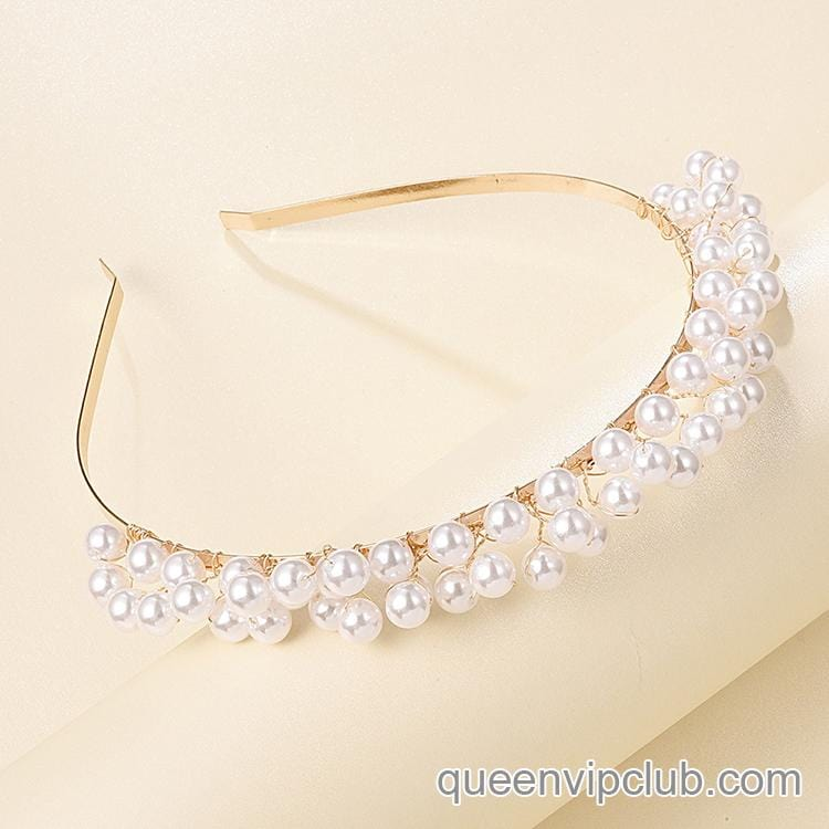Temperament Lady Pearl Headdress