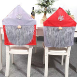 Christmas Decorations - Rudolph Chair Set