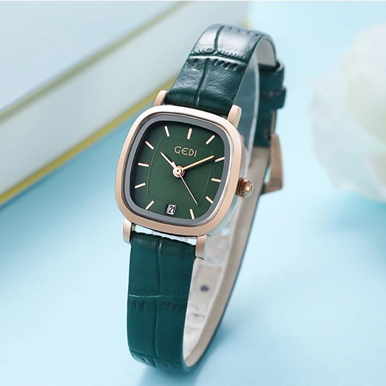 Simple temperament, compact and exquisite watch