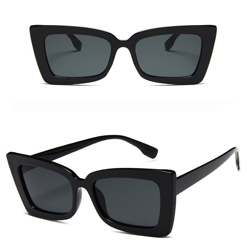 New classic color film sunglasses
