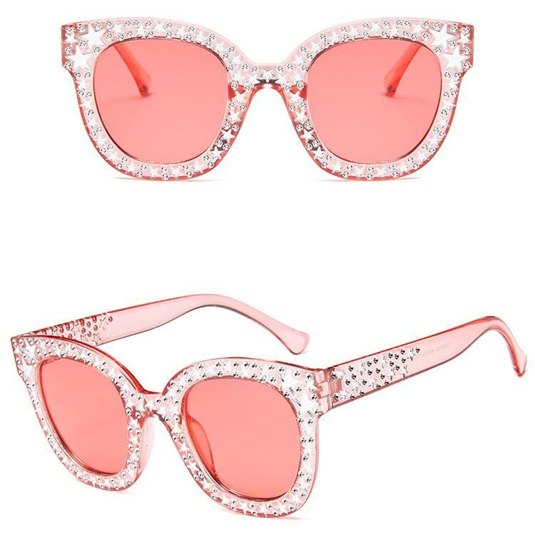 Personalized Sky Star Jelly Sunglasses