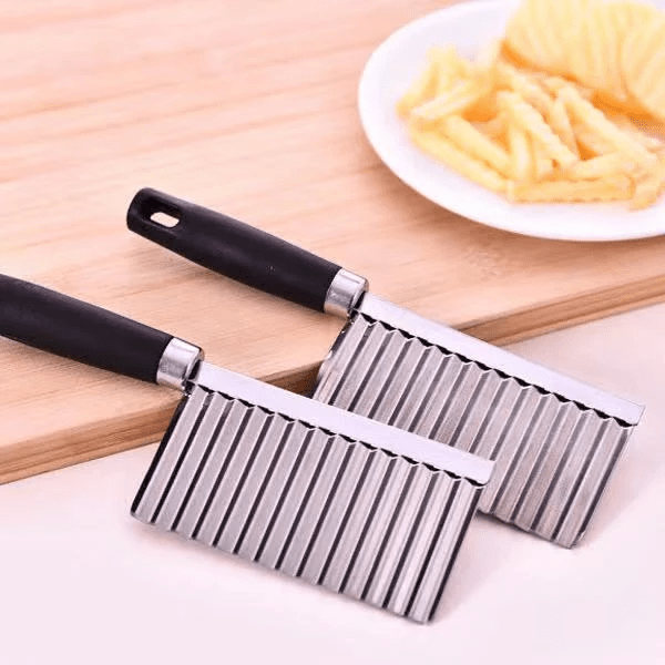 Kitchen Tool Wave Knife