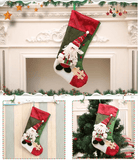 Christmas Decorations - Christmas Socks Pendant