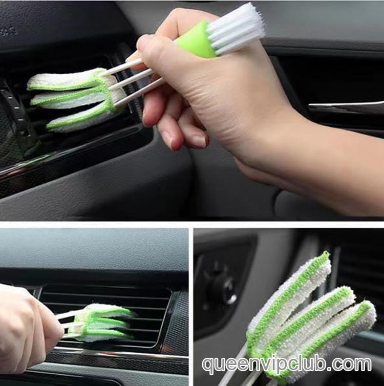 Car multifunctional gap cleaning brush