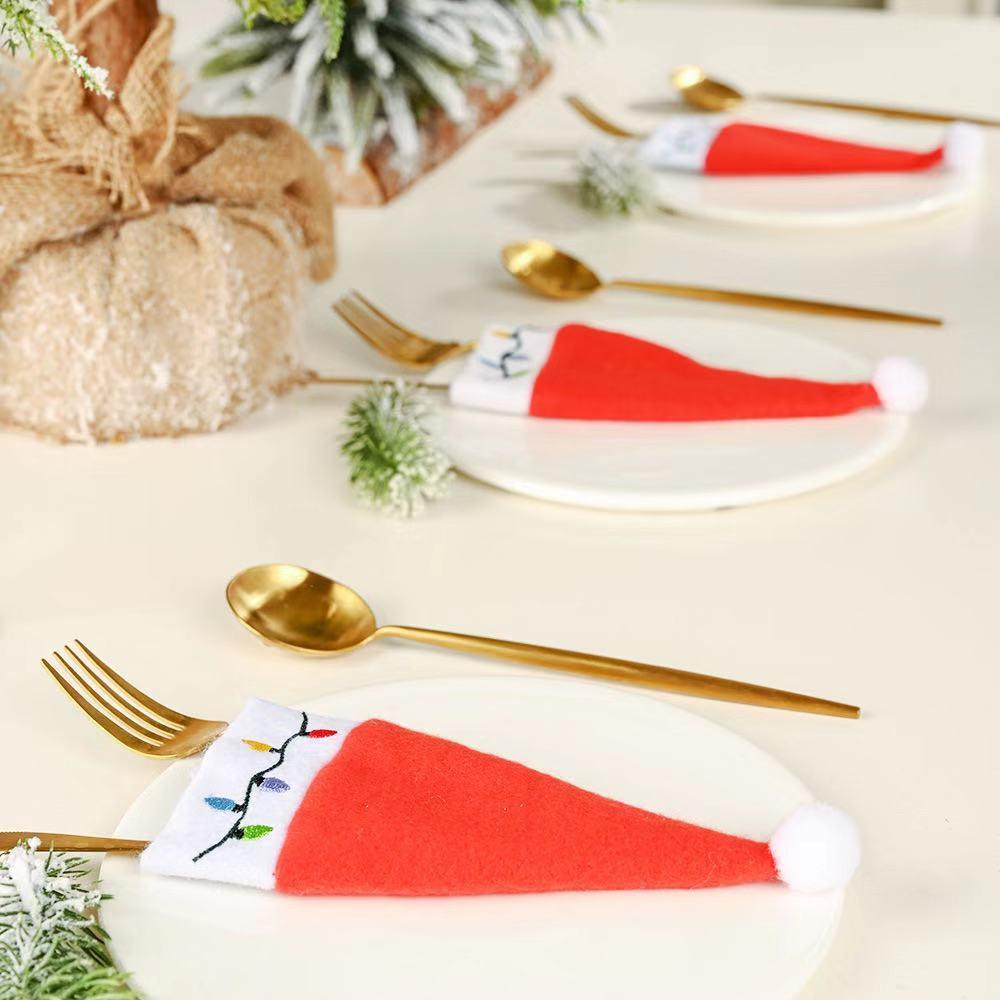 Christmas Dress Up - Christmas Knife and Fork Set