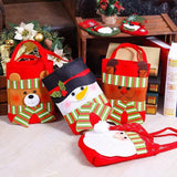 Christmas decorations - gift bag