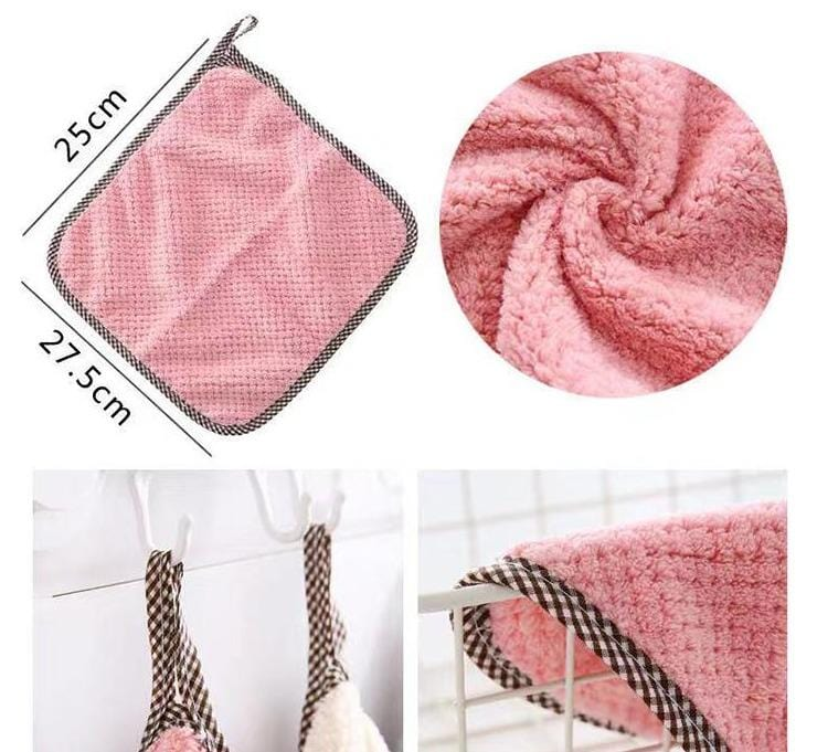 Cotton Home Cleaning Towels