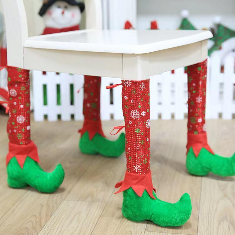 Merry Christmas Decoration - Table Cover