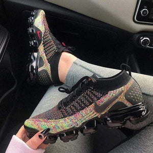 Running Woven Air Cushion Casual Sneakers