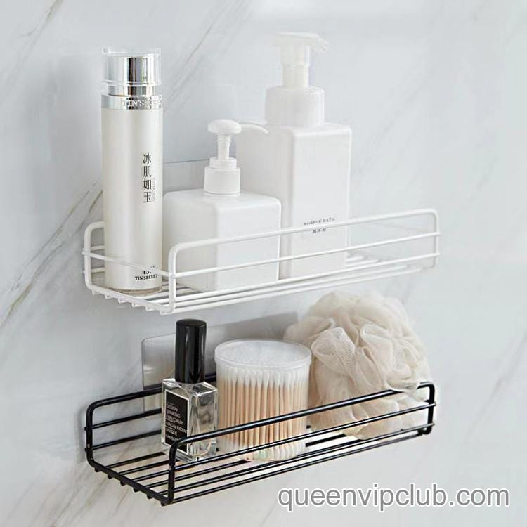 Strong adhesive storage rack