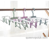 Multifunctional Folding Hanger