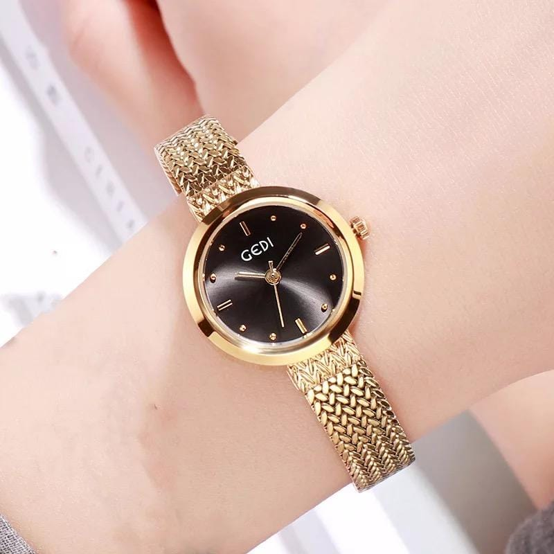 Fashion simple temperament female watch