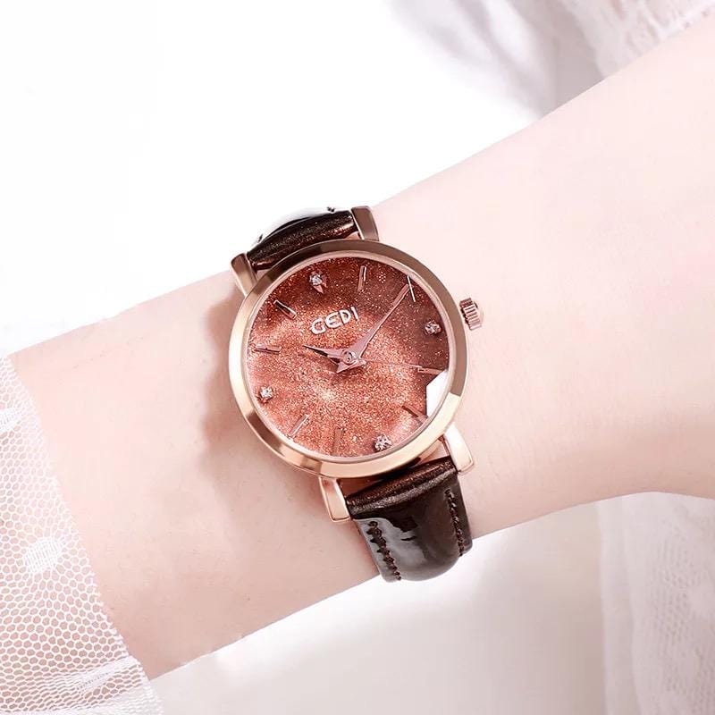 Fashion casual ladies watch