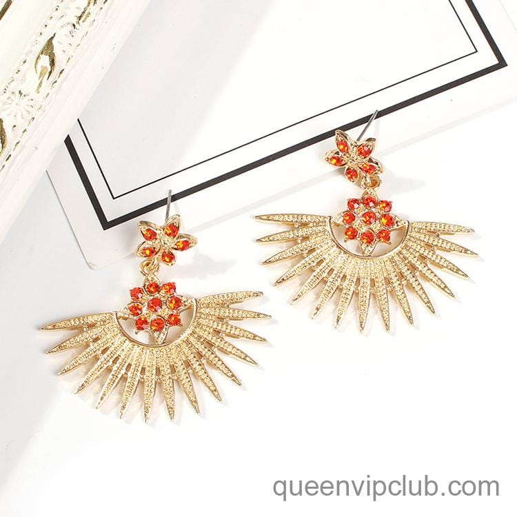 Fashion novel design earrings