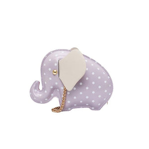 Baby Elephant Mini Bag