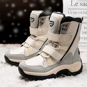 Fleece Warm Hiking Boots【size 5-11】
