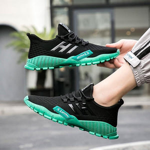 Mesh Breathable Running Sports Sneakers【size 8-13】