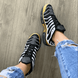 Fashion Color Blocked Sneakers