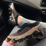 Woven Air Cushion Casual Running Sneakers