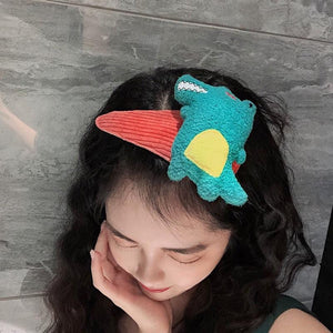 Cartoon Big Hair BB Clip