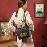 Trendy Casual Large Capability Backpack