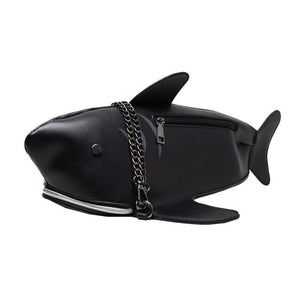Daddy Shark Shoulder Bag