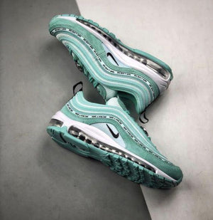 Fresh Wavy Mint Green Sneaker
