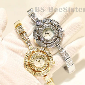 Fashion waterproof ladies watch
