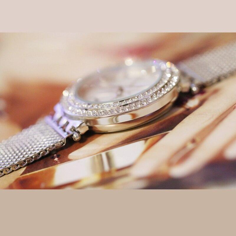 Waterproof ladies formal watch