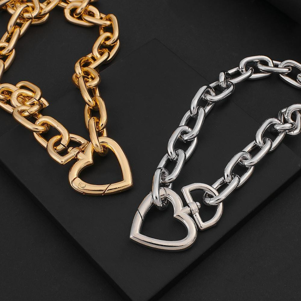 Fashion Gold Color Necklace
