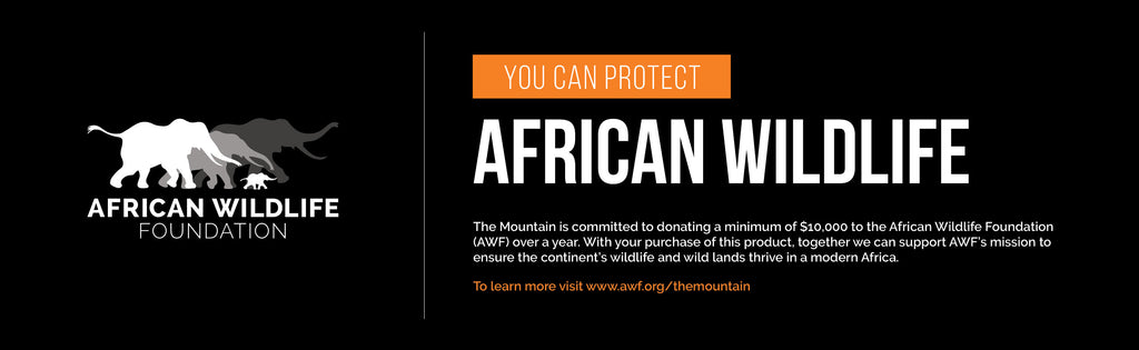 Protect Collection: African Wildlife Foundation