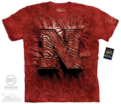UN 5074 Nebraska Inner Spirit Red