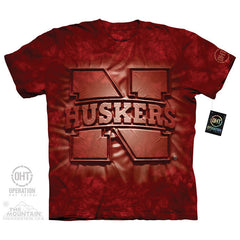 UN 5076 Huskers Inner Spirit (RED)