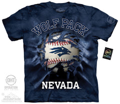 UNR 5176 Wolf Pack Baseball Breakthru