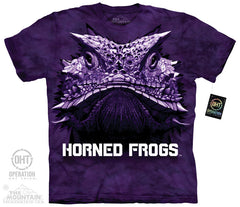 TCU 5241 Big Face Horn Frog