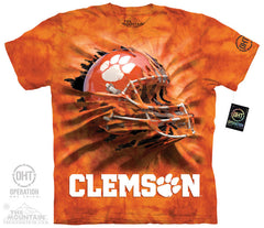 CUT 5261 CLEMSON BREAKTHROUGH HELMET