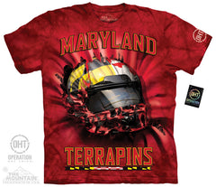 UMD 5339 MARYLAND BREAKTHROUGH HELMET