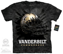 VU 5345 VANDERBILT BREAKTHROUGH HELMET