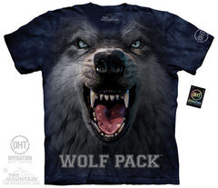 UNR 5369 BIG FACE WOLF PACK