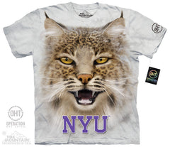 NYU 5370 BIG FACE BOBCAT