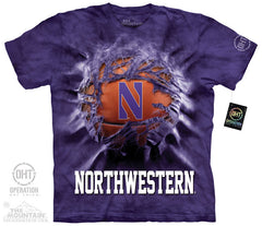 NU 5386 NORTHWESTERN BASKETBALL BREAKTHROUGH