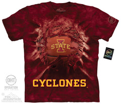 ISUC 5437 Iowa State Bball Breakthru