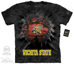 WS 5457 Wichita State Breakthru Bball