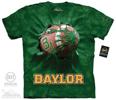 5464 Baylor Football Breakthru